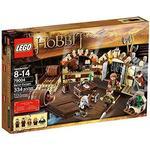 Lego Hobbit Lego Hobbit Barrel Escape 79004