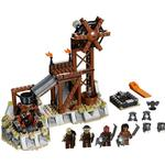 Lego Lord of the Rings Lego Lord of the Rings The Orc Forge 9476