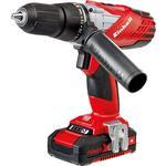 Hammer drill Einhell TE-CD 18-2 Li-i Kit (2x1.5Ah)