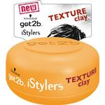 Got2Be Got2b iStylers Texture Clay 75ml