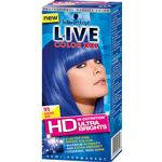 Semi-permanent Hair Colour Schwarzkopf Live Color Ultra Brights 95 Elect Blue