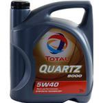 Motor oil price comparison Total Quartz 9000 5W-40 5L Motor Oil