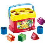 Cheap Shape Sorters Fisher Price Brilliant Basics Baby's First Blocks