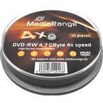 DVD MediaRange DVD-RW 4.7GB 4x Spindle 10-Pack
