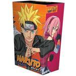 Comics & Graphic Novels Books Naruto Box Set 3: Volumes 49-72 with Premium