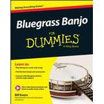 Music, Stage & Screen Books Bluegrass Banjo for Dummies (Häftad, 2015), Häftad