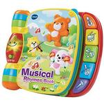 Activity Books Vtech Musical Rhymes Book