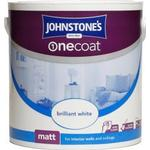 Ceiling Paint price comparison Johnstones One Coat Wall Paint, Ceiling Paint White 2.5L