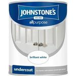 Wood Paint price comparison Johnstones Undercoat Wood Paint White 2.5L