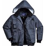 Buttons - Bomber Jacket Portwest F465 3-In-1 Bomber Jacket