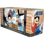 Comics & Graphic Novels Books One Piece Box Set Volume 2