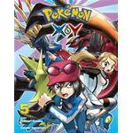 Pokemon y Books pokemon x y vol 5