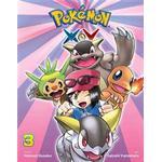 Pokemon y Books pokemon x y vol 3