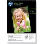 Photo Paper HP Everyday Glossy 200g 10x15 100