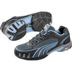 Heat Resistant Sole - Safety Shoes Puma Fuse Motion Blue Wns Low S1 HRO SRC (642820)