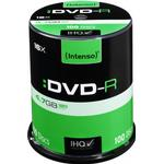 DVD Intenso DVD-R 4.7GB 16x Spindle 100-Pack