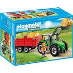 Toy Car price comparison Playmobil Large Tractor with Trailer 6130