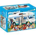 Play Set Playmobil Summer Camper 6671