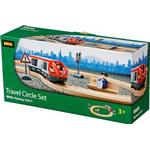Cheap Train Track Set Brio Travel Circle Set 33511