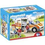Play Set Play Set price comparison Playmobil Ambulance With Lights And Sound 6685