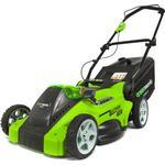 Lawn Mowers Greenworks G40LMK2X