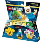 Gaming Accessories Lego Dimensions Adventure Time Level Pack 71245