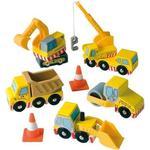 Play Set Le Toy Van Construction Set