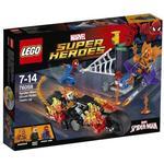 Lego Super Heroes Marvels Super Heroes Spider-Man: Ghost Rider Team-Up 76058