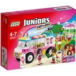 Lego Juniors Lego Juniors Emma's Ice Cream Truck 10727