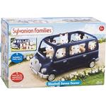 Doll Vehicles - Plasti Sylvanian Families Bluebell Seven Seater