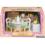 Dollhouse Accessories Sylvanian Families Dining Room Set