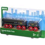 Train - Wood Brio Speedy Bullet Train 33697