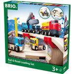 Car Track Set price comparison Brio Rail & Road Loading Set 33210