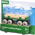 Tractors Brio Lumber Loading Wagon 33696