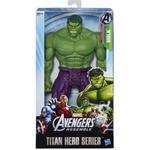 Toy Figures Toy Figures price comparison Hasbro Marvel Avengers Titan Hero Series Hulk Figure