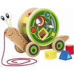 Pull Toy Pull Toy price comparison Hape Walk a Long Snail