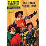 The musketeers Books three musketeers