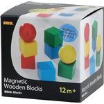 Wooden Blocks Brio Magnetic Blocks 30123