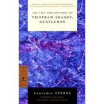 Shandy Books The Life and Opinions of Tristam Shandy, Gentleman (Modern Library)