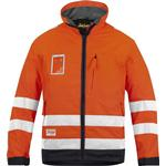 Breathable - Warning Jacket Snickers Workwear 1133 High-Vis Winter Jacket