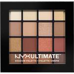 Eyeshadow NYX Ultimate Shadow Palette Warm Neutrals