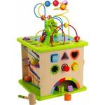 Bead Mazes Hape Country Critters Play Cube