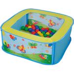 Ball Pit Set - Plasti Knorrtoys Ballix with Balls 55310 - 25 balls