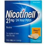 Medicines Nicotinell 21mg Step1 7pcs
