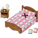 Cheap Doll-house Furniture Sylvanian Families Semi Double Bed
