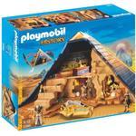 Play Set price comparison Playmobil Pharaohs Pyramid 5386