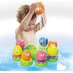 Bath Toys on sale Tomy Octopal Squirters