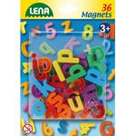 Magnetic Figures - Plasti Lena Magnetic Lower Case Letters