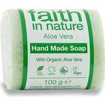 Bar Soap Faith in Nature Aloe Vera Soap 100g