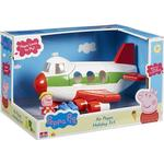 Toy Airplane Character Peppa Pig Air Peppa Holiday Jet